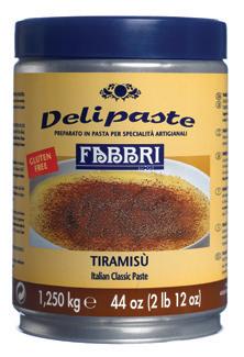 法布芮(FABBRI)经典口味特色调味酱-提拉米苏