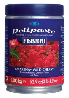 法布芮(FABBRI)水果口味酱-野樱桃