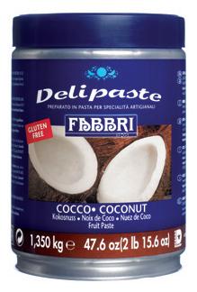 法布芮(FABBRI)水果口味酱-椰子