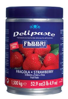 法布芮(FABBRI)水果口味酱-草莓