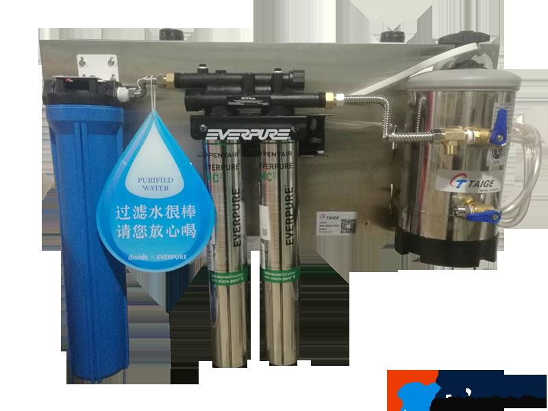 水过滤处理系统