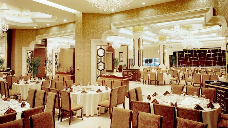 酒楼饭店长龙洗碗机租赁合作案例