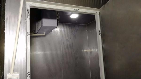 三品王商用厨房冷库项目案例