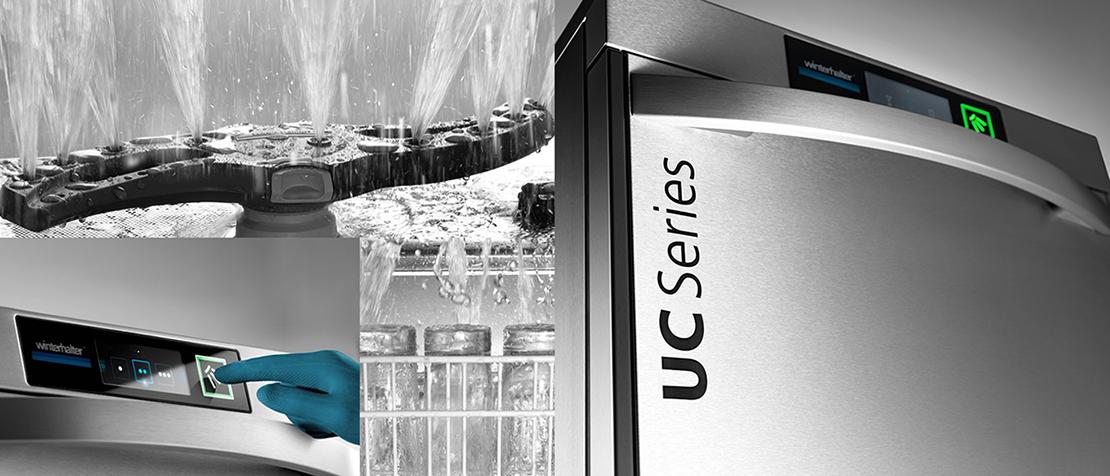 温特豪德 UC系列台下式洗碗机