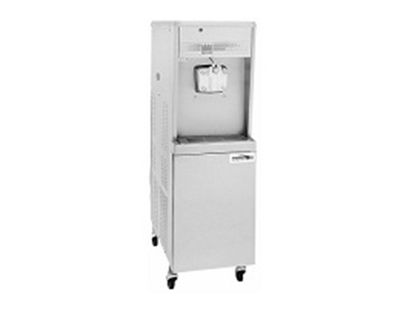 8752软式冰淇淋机(单缸、带抽料泵)