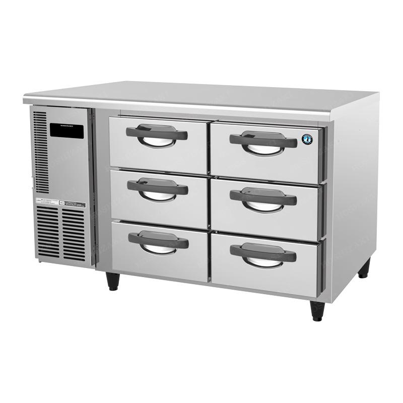 FTC-125DDA 高平台抽屉式冷冻柜