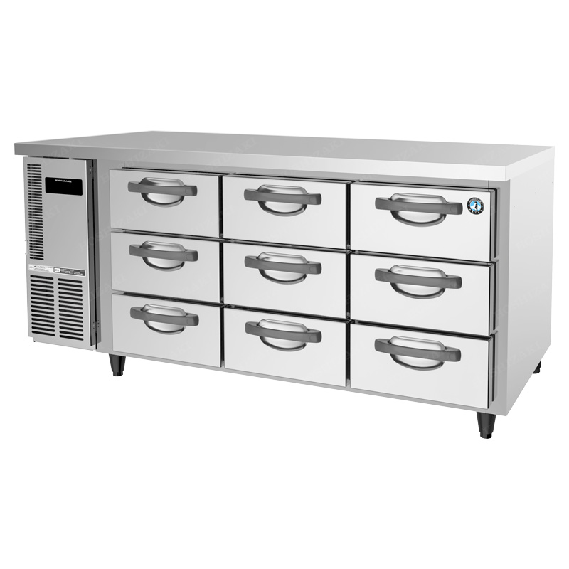 RTC-167DDA 高平台抽屉式冷冻柜