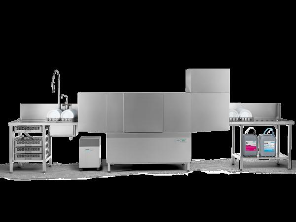 温特豪德 篮传送式通道洗碗机C50